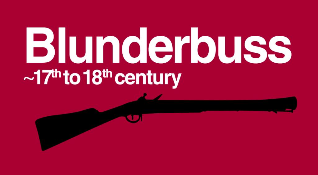 Ahoy - Blunderbuss