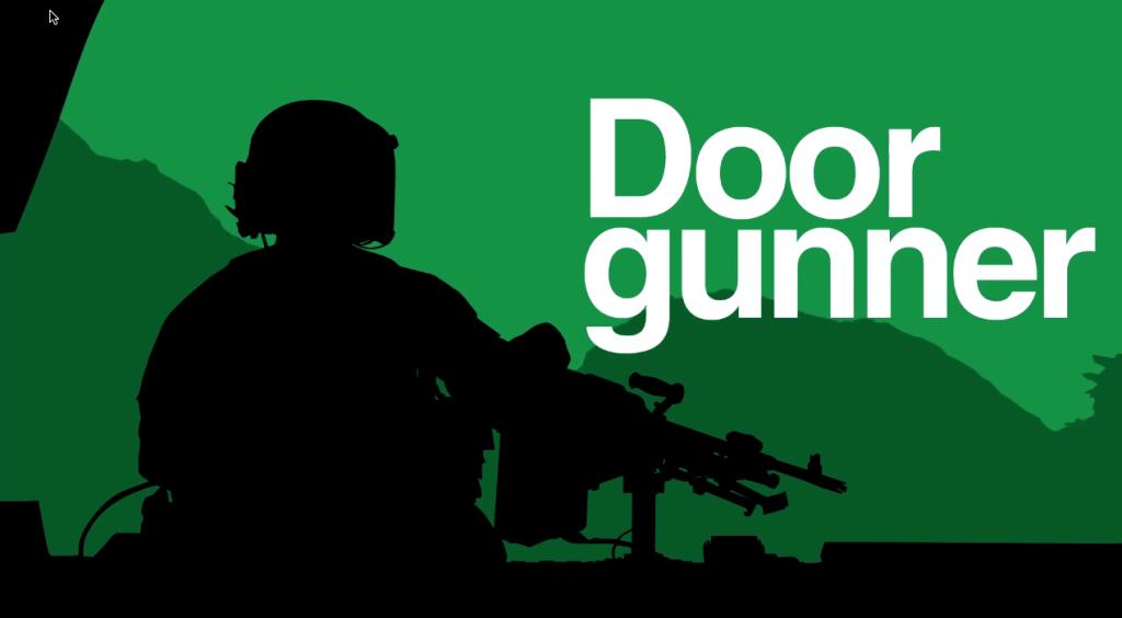 Ahoy - Door gunner