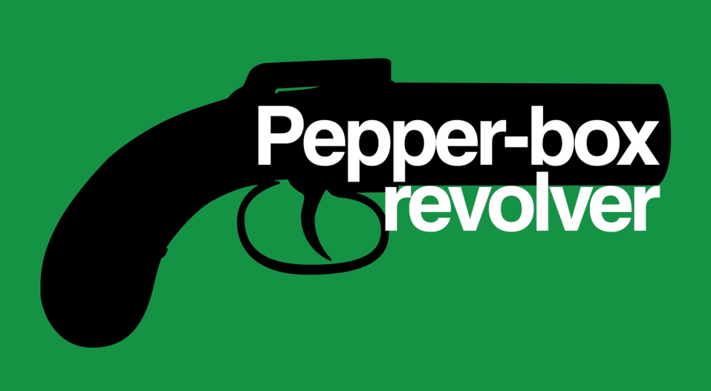 Ahoy - Pepper-box revolver