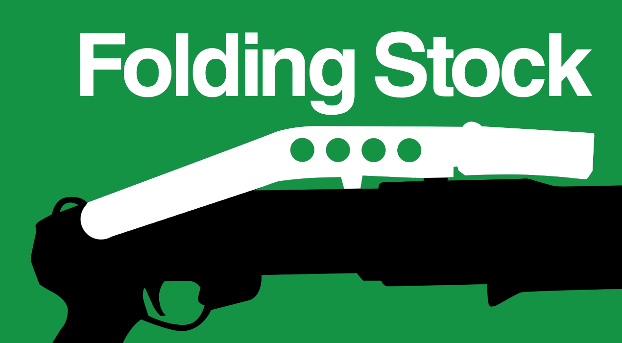 Ahoy - SPAS-12 folding stock