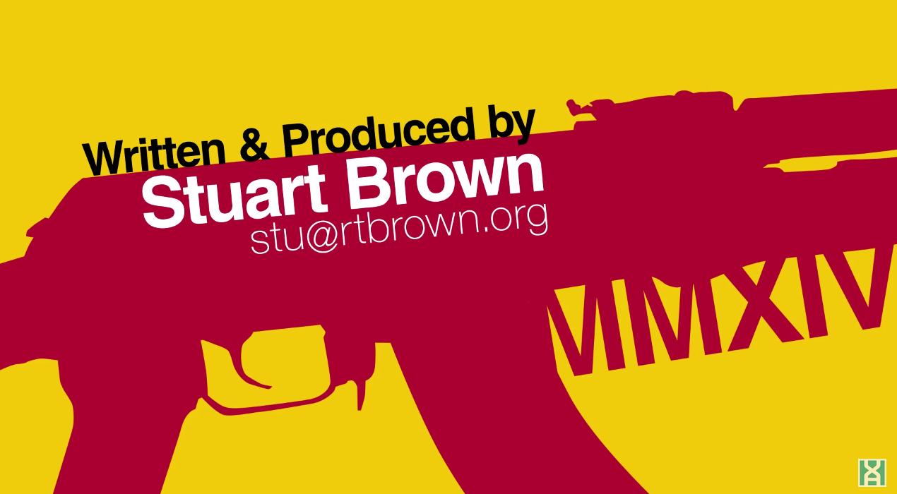Ahoy - Stuart Brown