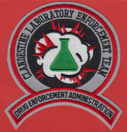 Clandestine Laboratory Enforcement Team