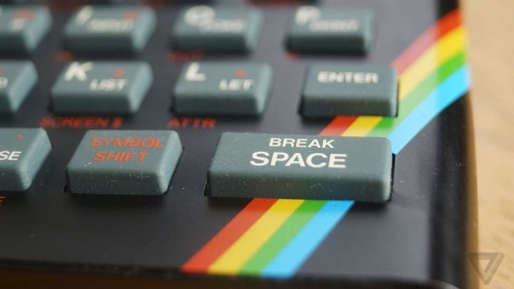 Replica ZX Spectrum