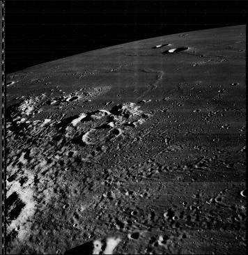 Lunar Orbiter III