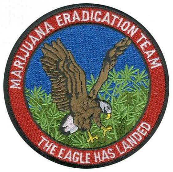 Marijuana Eradication Team