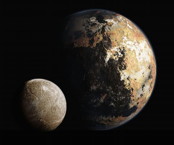 Pluto after