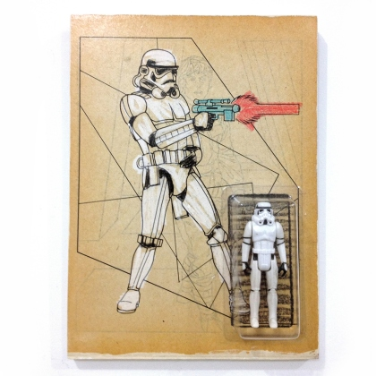 Stormtrooper-Coloring-book