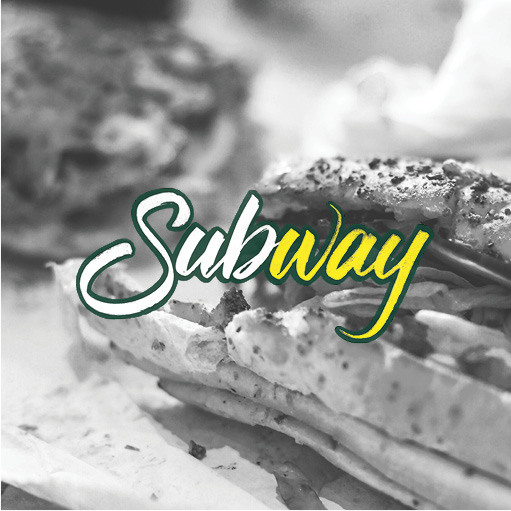 Brand by Hand - Subway