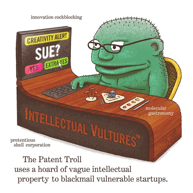 The Patent Troll