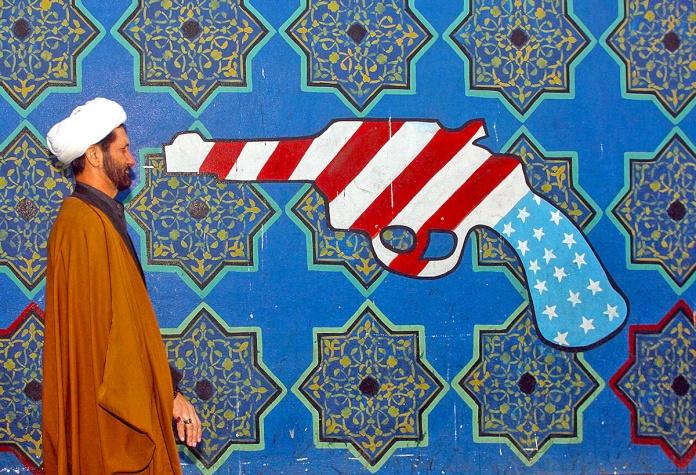 Street art in Iran