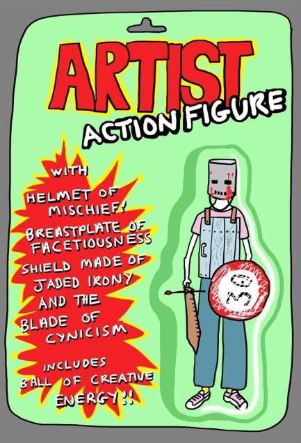 Artist action figure