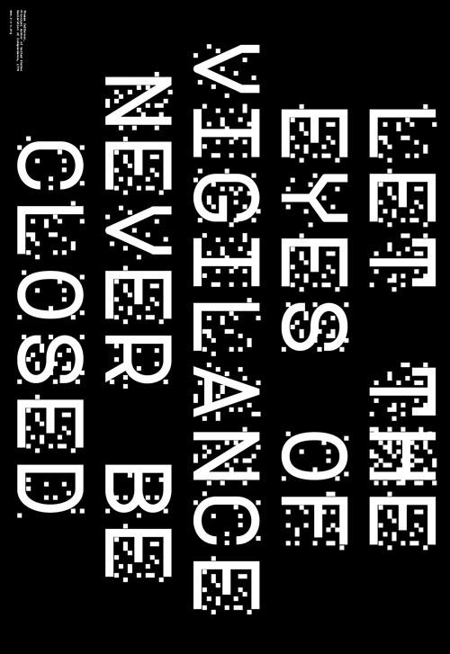 ZXX typeface