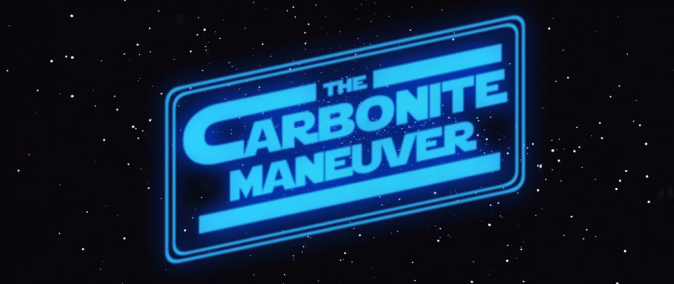 The Carbonite Maneuver