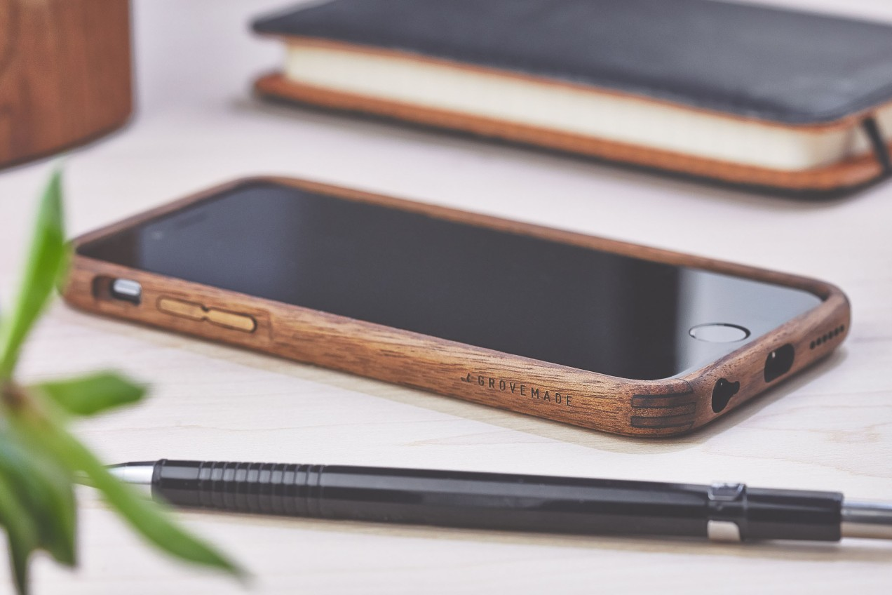 Grovemade iPhone