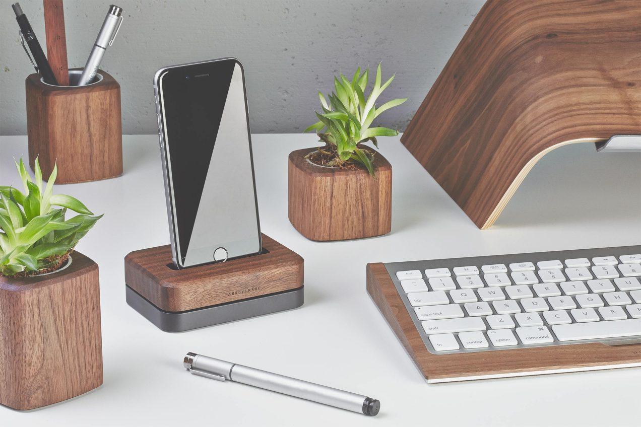 Grovemade desk