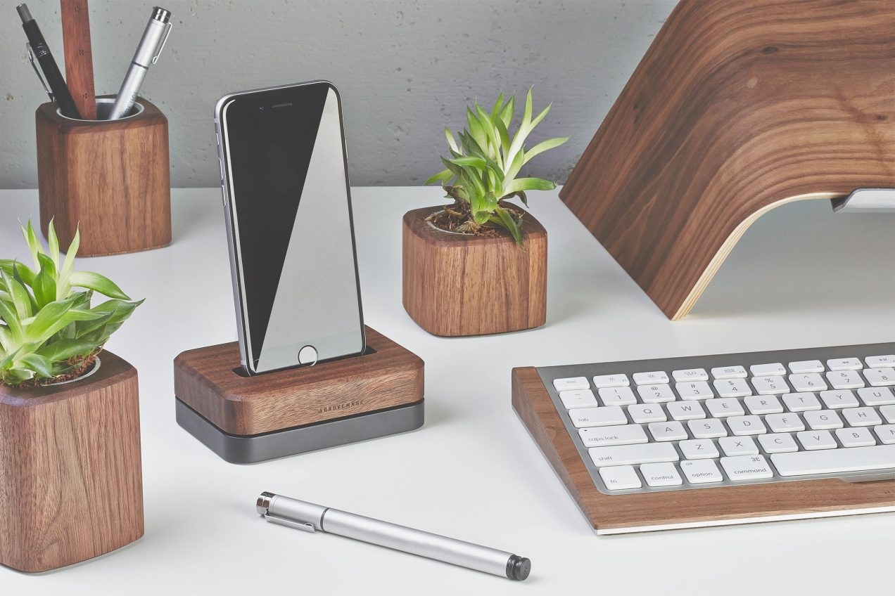 Grovemade desk
