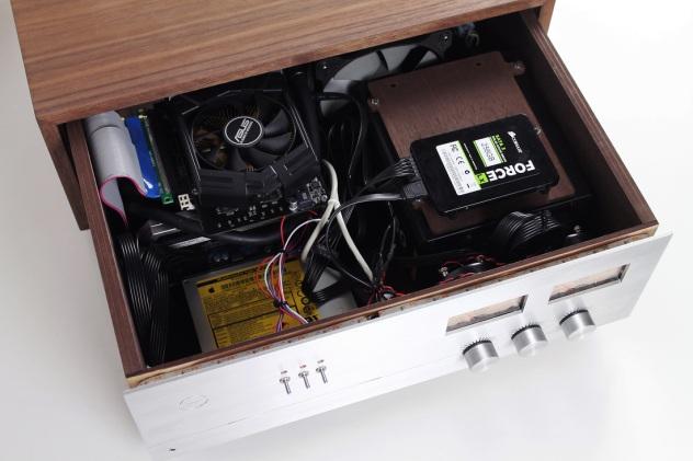 Love Hulten amp PC