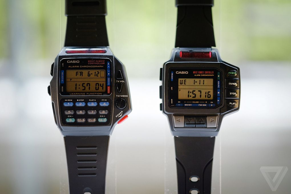 Casio remote watches