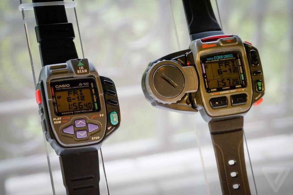 Casio multiplayer watches