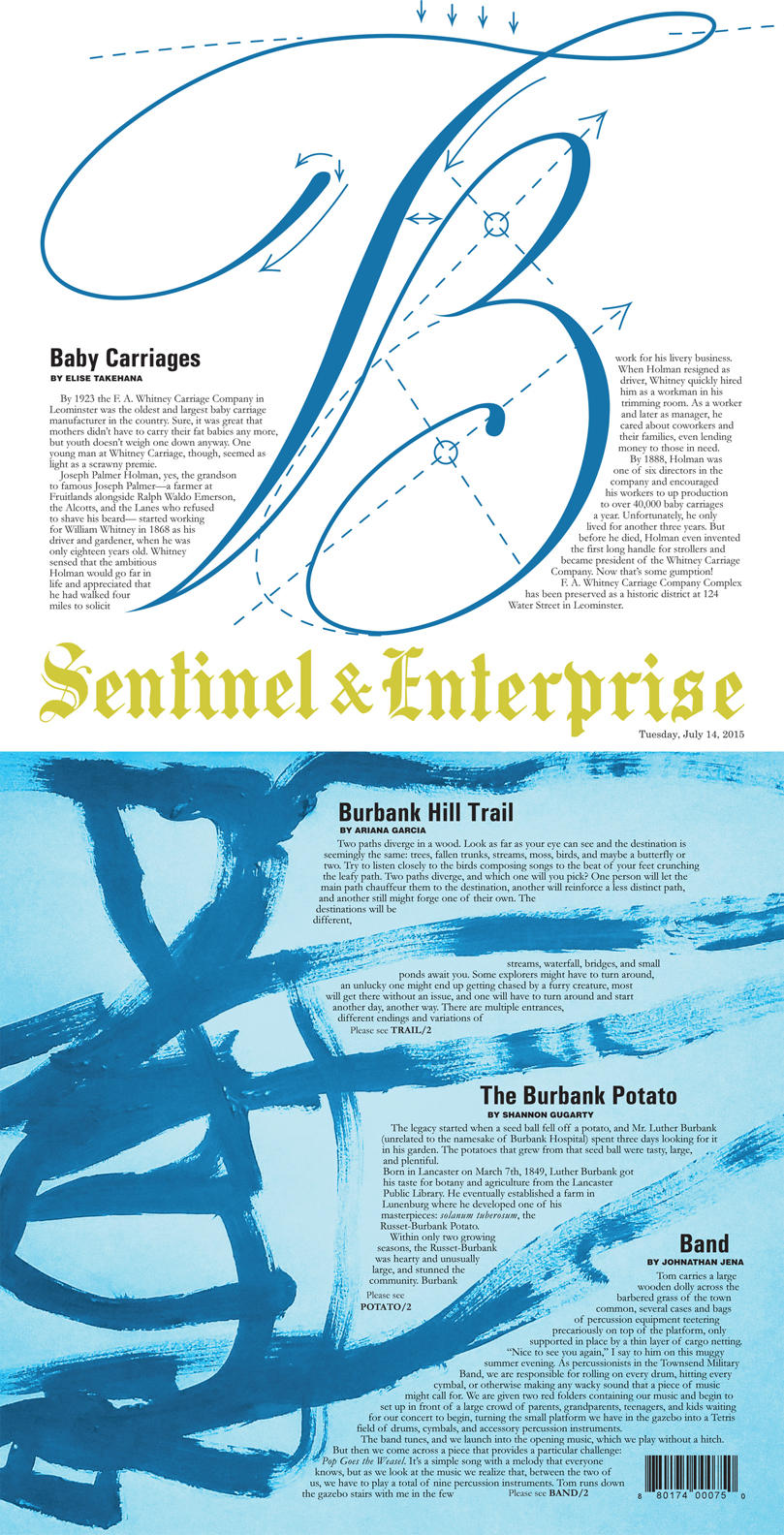 Sentinel & Enterprise: B