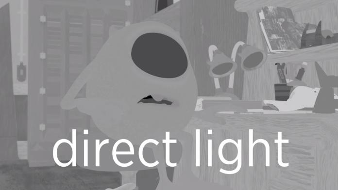 Mike Wazowski - direct light