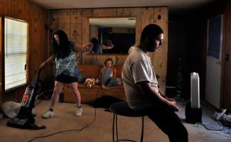 A common scene in the trailer