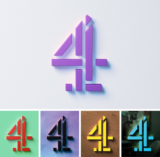 Channel 4 rebrand 1