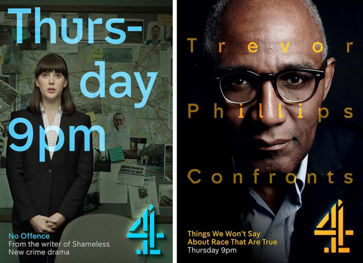 Channel 4 rebrand