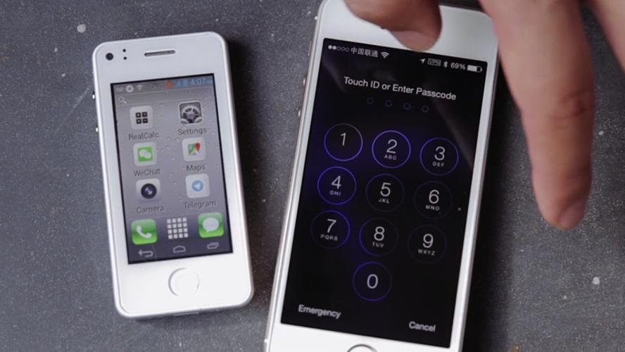 MIT Media Lab Knotty Objects: Phone