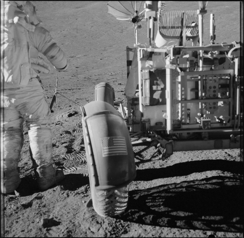 Project Apollo Archive 8