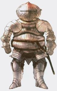 Catarina armor