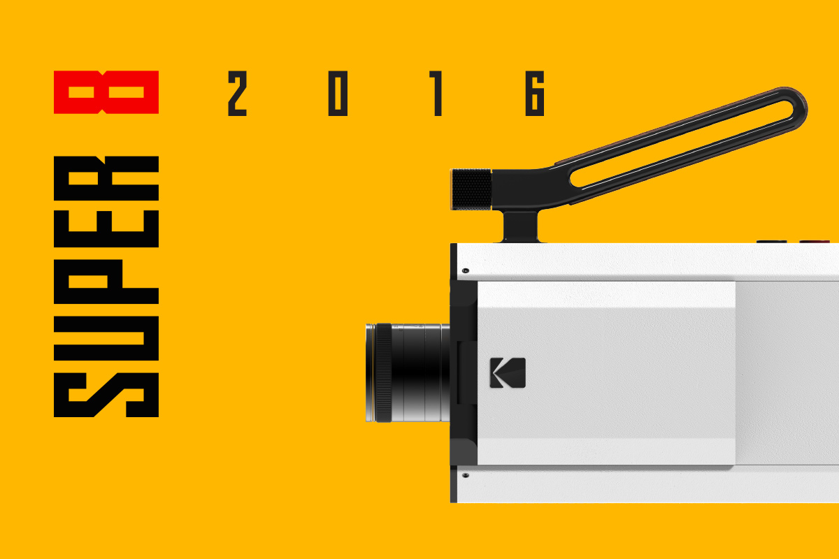 KODAK Super 8 Camera 2016