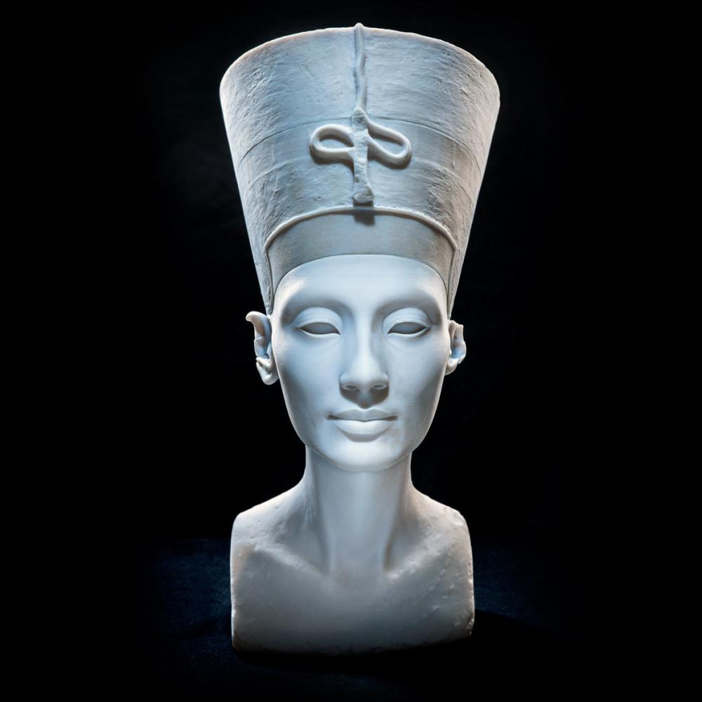 Nefertiti 3D print