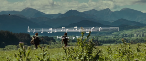 Fellowship theme