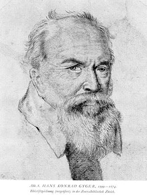 Hans Conrad Gyger