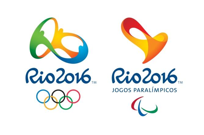 Rio 2016 Olympics logos
