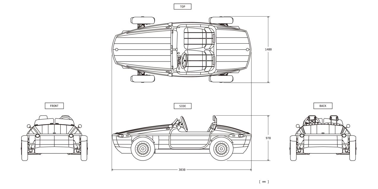 Toyota Setsuna plans