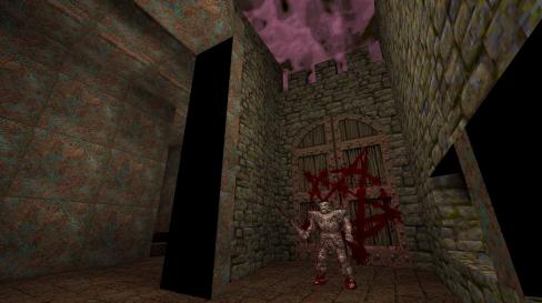 Quake environment