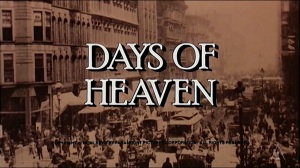 Days of Heaven title