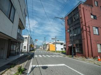 Fukushima's Red Exclusion Zone 8