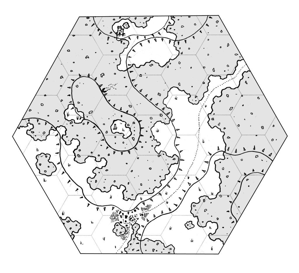 Garcias Goblins hex map