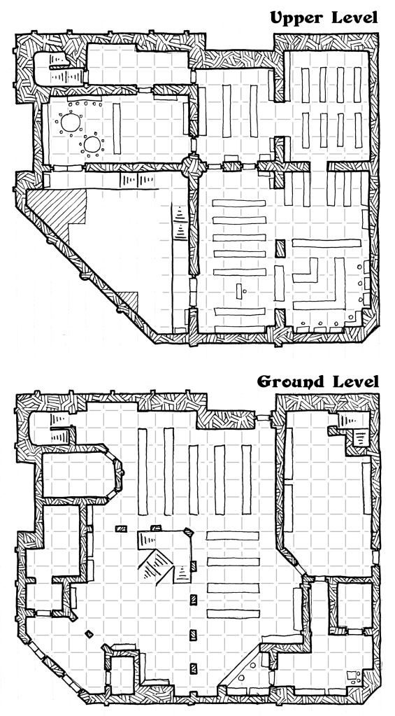 The Grand Library of Coruvon