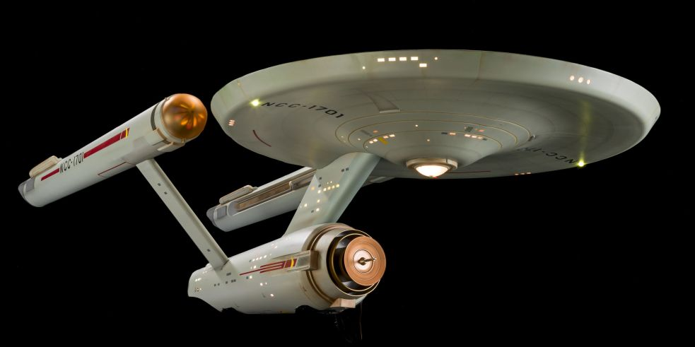 Restored Enterprise