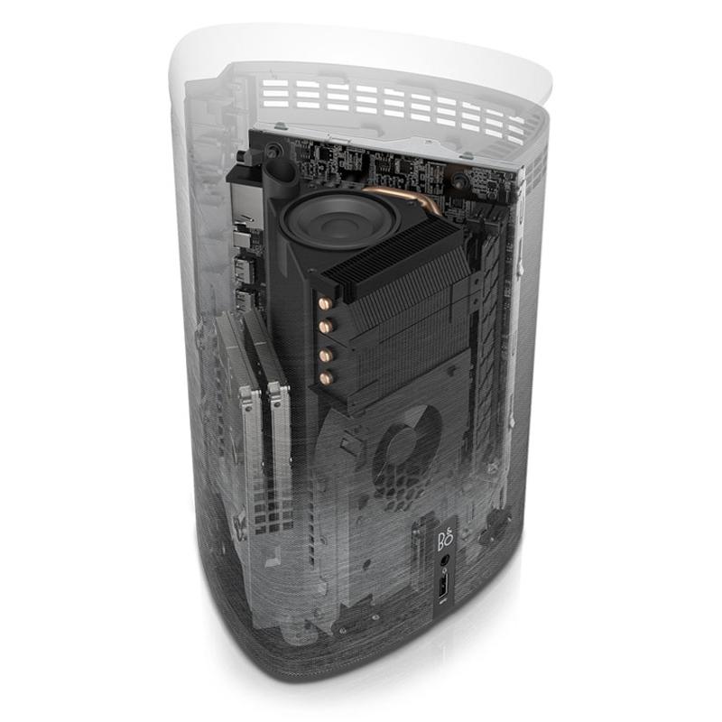 HP Pavilion Wave - cutaway