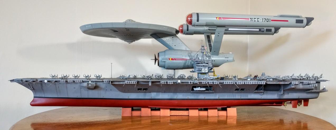 Scale Enterprise models