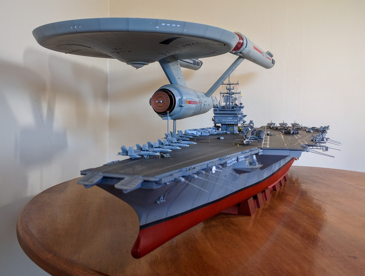 Scale Enterprise models