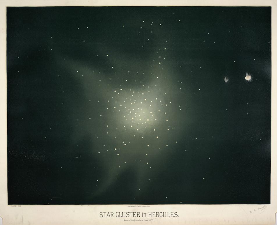 Star Cluster in Hercules