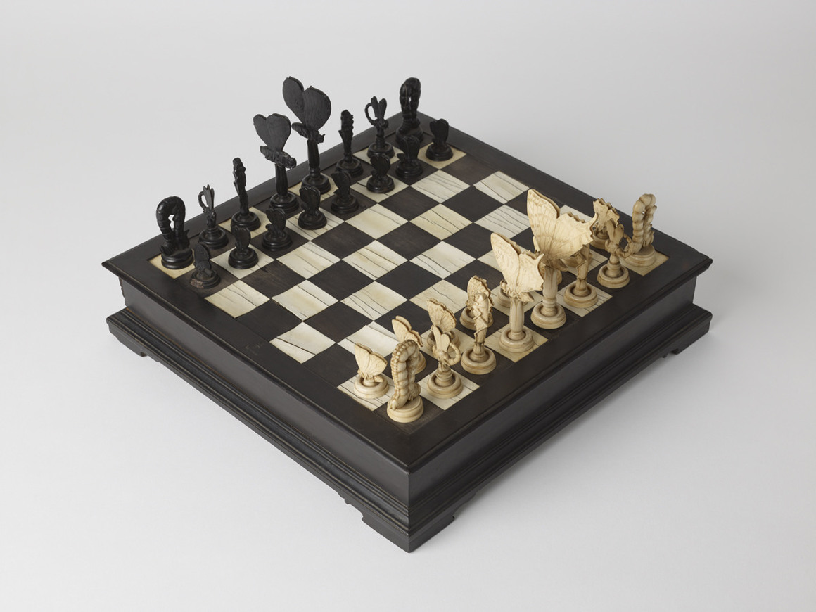 Master Works: Rare and Beautiful Chess Sets of the World