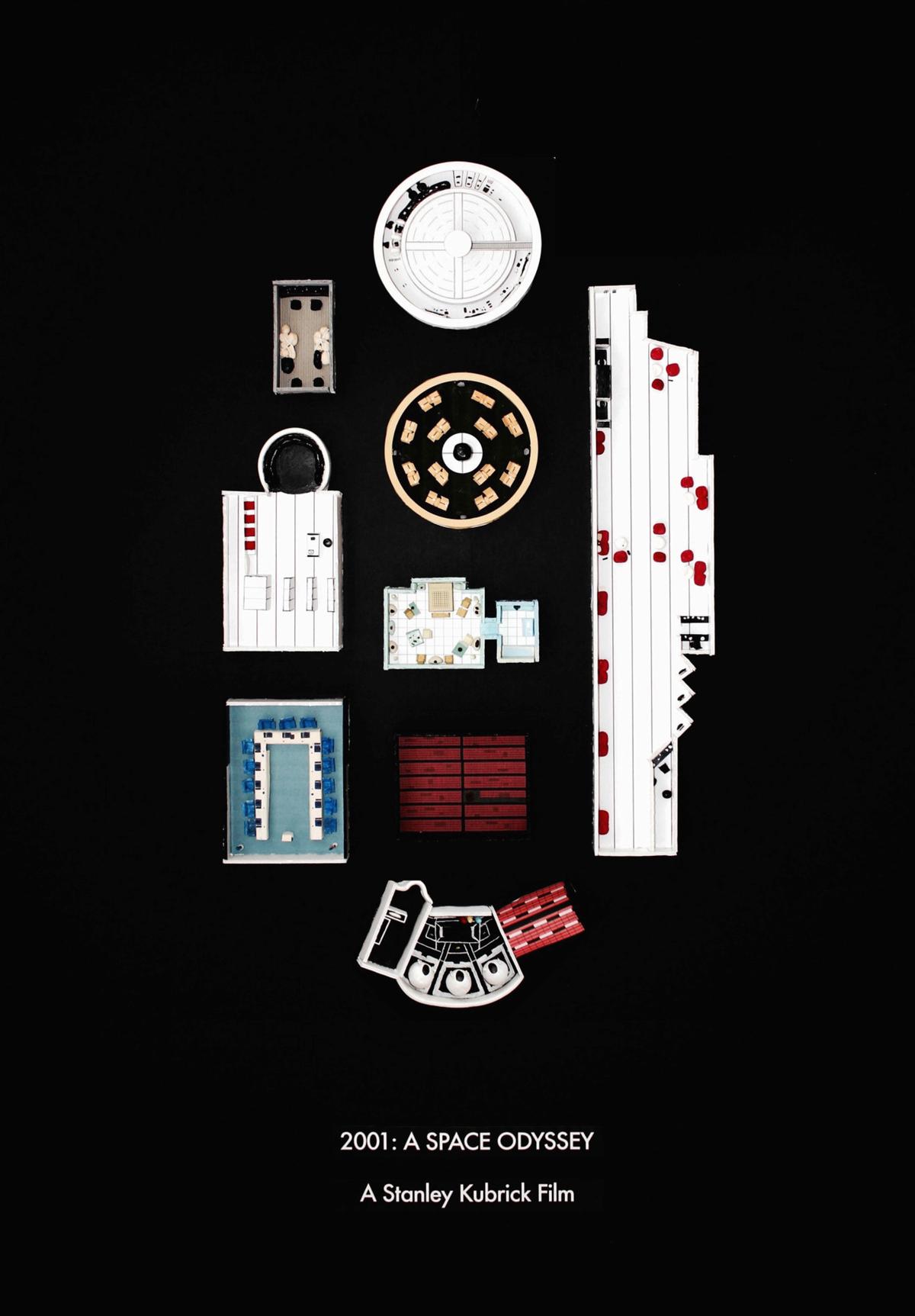 Jordan Bolton - 2001: A Space Odyssey