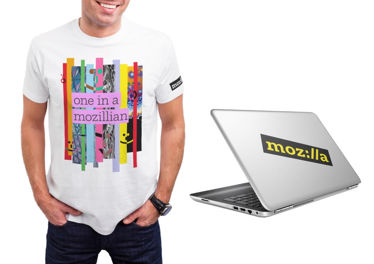 Mozilla brand identity